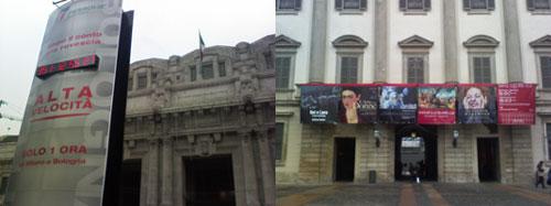 Milano dicembre 2007