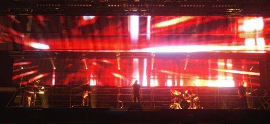 Subsonica Eclissi Live - Foto di P.Modica