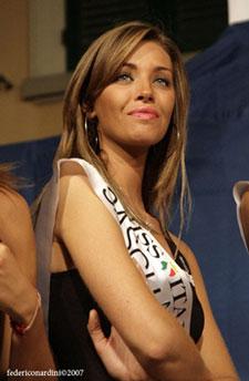 Miss Padania 2008 è Francesca Crocidi di Grosseto