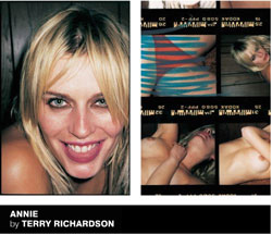 Annie by Terry Richardson
