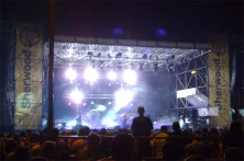 Subsonica @ Sherwood Festival
