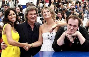 Quentin Tarantino @ Cannes