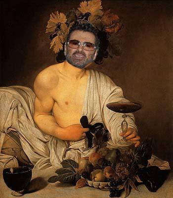 Caravaggio George Michael